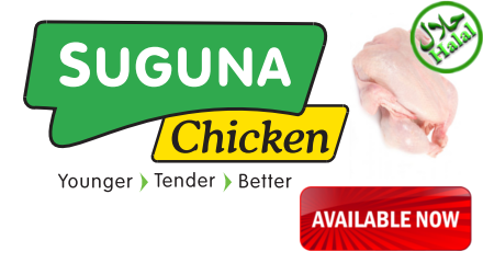 Suguna Chicken Available